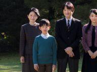 Prince Hisahito du Japon, 12 ans : 2 couteaux trouvés sur son bureau à l'école