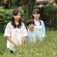 Le prince Hisahito du Japon, fils du prince Fumihito d'Akishino, lors de ses 10 ans le 6 septembre 2016 au palais d'Akasaka à Tokyo.