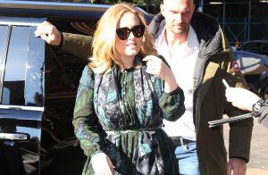 Adele : Jeune divorcée et déjà dans les bras d'un nouvel homme, sosie de son ex