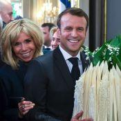 Emmanuel et Brigitte Macron : Leur joyeux 1er mai à l'Élysée, inondé de muguet