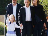 Carla Bruni : moments complices entre Giulia et son papa, Nicolas Sarkozy