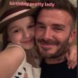 Anniversaire de David Beckham, le 2 mai 2019.