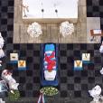Obsèques du grand-duc Jean de Luxembourg en la cathédrale Notre-Dame de Luxembourg le 4 mai 2019. © Cyril Moreau - Alain Rolland/Bestimage