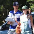 Rachel Bilson enceinte et son petit-ami Hayden Christensen vont faire du camping à Ventura, le 24 août 2014.