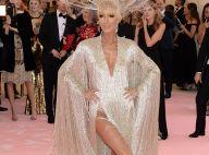 Céline Dion dévoile ses jambes sous une pluie de strass au Met Gala 2019