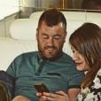 """Gaëtan de """"Mariés au premier regard 3"""" et sa petite amie Tanya - Instagram, 21 avril 2019"""