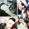 """Gaëtan de """"Mariés au premier regard 3"""" en couple avec Tanya - Instagram, 10 avril 2019"""