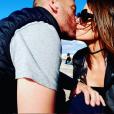 """Gaëtan de """"Mariés au premier regard 3"""" et Tanya en amoureux à la plage - Instagram, 15 avril 2019"""