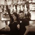 """Gaëtan de """"Mariés au premier regard 3"""" et sa petite amie Tanya en soirée - Instagram, 4 décembre 2018"""