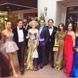 Zac Posen a partagé des photos de Jamie Foxx qu'il a habillé pour le Met Gala, dans sa story Instagram, le 6 mai 2019
