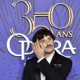 Nicolas Maury lors du photocall du gala du 350ème anniversaire de l'Opéra Garnier à Paris, France, le 8 mai 2019. © Pierre Perusseau/Bestimage