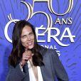 Aymeline Valade lors du photocall du gala du 350ème anniversaire de l'Opéra Garnier à Paris, France, le 8 mai 2019. © Pierre Perusseau/Bestimage