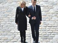 Brigitte et Emmanuel Macron : Gravité et recueillement pour deux héros français