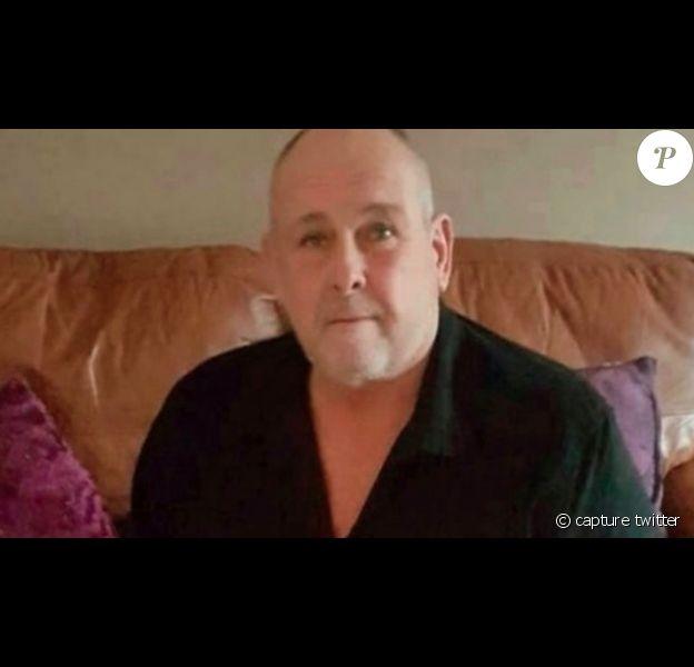 Steve Dymond, candidat qui a commis le suicide après son passage dans une émission télé britannique.
