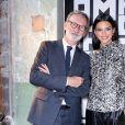 Jean Cassegrain et Kendall Jenner assistent à la soirée de lancement de la collection LGP de Longchamp au grand magasin Galeries Lafayette Champs-Élysées. Paris, le 14 mai 2019.