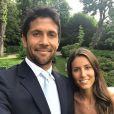 Fernando Verdasco et Ana Boyer sur Instagram le 1er juin 2017.