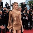 """Martha Hunt - Montée des marches du film """"Les plus belles années d'une vie"""" lors du 72ème Festival International du Film de Cannes. Le 18 mai 2019 © Borde / Bestimage"""