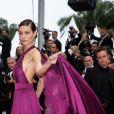 """Marica Pellegrinelli - Montée des marches du film """"Les plus belles années d'une vie"""" lors du 72ème Festival International du Film de Cannes. Le 18 mai 2019 © Borde / Bestimage"""