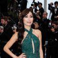 """Aliia Roza - Montée des marches du film """"Les plus belles années d'une vie"""" lors du 72ème Festival International du Film de Cannes. Le 18 mai 2019 © Borde / Bestimage"""