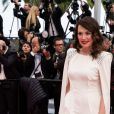 """Iris Berben - Montée des marches du film """"Les plus belles années d'une vie"""" lors du 72ème Festival International du Film de Cannes. Le 18 mai 2019 © Borde / Bestimage"""