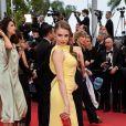 """Xenia Tchoumitcheva - Montée des marches du film """"Les plus belles années d'une vie"""" lors du 72ème Festival International du Film de Cannes. Le 18 mai 2019 © Borde / Bestimage"""