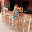 """Sarah Lopez de """"Moundir et les apprentis aventuriers 4"""" à Marrakech - Instagram, 19 mai 2019"""