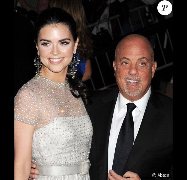 Billy Joel et Katie Lee en mai 2009