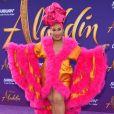 Patrick Starrr lors de l'avant-première du film Aladdin à Los Angeles le 21 mai 2019