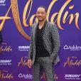 Will Smith lors de l'avant-première du film Aladdin à Los Angeles le 21 mai 2019