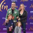 Jaime Camil lors de l'avant-première du film Aladdin à Los Angeles le 21 mai 2019