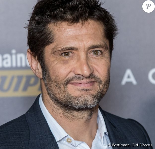 Bixente Lizarazu - Tapis rouge de la cérémonie du Ballon d'or France Football 2018 au Grand Palais à Paris, France, le 3 décembre 2018. le Croate L.Modric remporte le trophée 2018. © Cyril Moreau/Bestimage