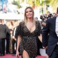 "Nicole Kimpel et son compagnon Antonio Banderas - Montée des marches du film ""Hors Normes"" pour la clôture du 72ème Festival International du Film de Cannes. Le 25 mai 2019 © Borde / Bestimage  Red carpet for the movie ""Hors Normes"" during the 72nd Cannes International Film festival. On may 25th 201925/05/2019 -"