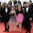 "Lisandro Alonso, Nurhan Sekerci-Porst, Marina Foïs, Lukas Dhont - Montée des marches du film ""Hors Normes"" pour la clôture du 72ème Festival International du Film de Cannes. Le 25 mai 2019 © Jacovides-Moreau / Bestimage  Red carpet for the movie ""Hors Normes"" during the 72nd Cannes International Film festival. On may 25th 201925/05/2019 -"