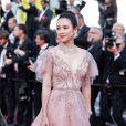 """Zhang Ziyi - Montée des marches du film """"Hors Normes"""" pour la clôture du 72ème Festival International du Film de Cannes. Le 25 mai 2019 © Borde / Bestimage  Red carpet for the movie """"Hors Normes"""" during the 72nd Cannes International Film festival. On may 25th 201925/05/2019 -"""