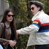 Brooklyn Beckham et Hana Cross: Grosse dispute à Cannes, la sécurité intervient