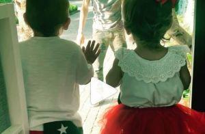 Enrique Iglesias et Anna Kournikova : leurs jumeaux sont irrésistibles !