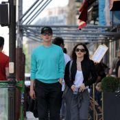 Hayden Christensen et sa chérie Rachel Bilson : ils ont vraiment exploré tout Paris... en amoureux !
