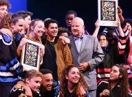 Jamel Debbouze : Complicité et joie pour la finale de son trophée d'impro