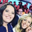 Emilie Lopez et les filles de TPMP, en juin 2016.