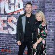 """Wil Traval et sa femme Terasa Livingstone à l'avant-première de la saison 3 de """"Jessica Jones"""" à The Arclight dans le quartier de Hollywood à Los Angeles, le 28 mai 2019."""