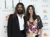 Monica Bellucci et Nicolas, couple vedette à Madrid avec Georgina Rodriguez