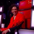 """Whitney, Team Mika, lors de la finale de """"The Voice 8"""" le 6 juin 2019."""