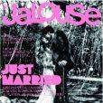 """""""Mark Ronson et sa chérie Joséphine de La Baume se marient en couverture de Jalouse"""""""