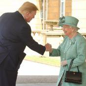 "Donald Trump, un ""check"" avec Elizabeth II ? La poignée de main qui buzze..."