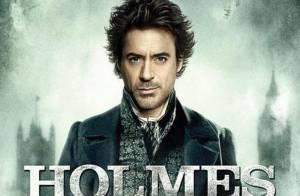 Jude Law et Robert Downey Jr. s'affichent... en Sherlock et Watson ! Regardez !