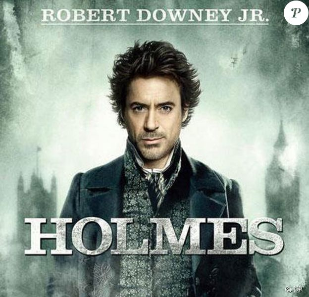 "Des images de ""Sherlock Holmes"" !"