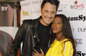 Hapsatou Sy enceinte de son deuxième enfant, Vincent Cerutti
