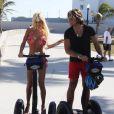 Romain Chavent avec Shauna Sand encore en big love avant leur deuxième procédure de divorce...