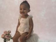 Kylie Jenner : Premier shooting pour sa fille Stormi, qui prononce son prénom