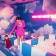 Kylie Jenner et sa fille Stormi sur Instagram.